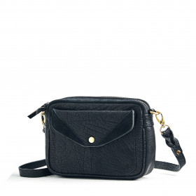 Le Citadin - Black - Cuir Bubble