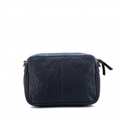 Le Citadin - Light Navy Blue - Cuir Bubble