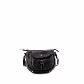 Le Docile - Black - Cuir Wash